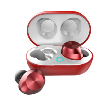 Auriculares Inalambricos Bluetooth red