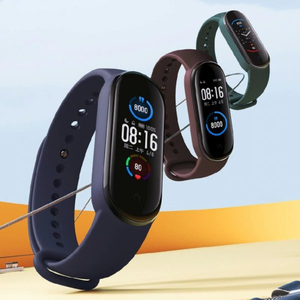 Xiaomi Mi Band 5 Smartwatch Reloj Inteligente.