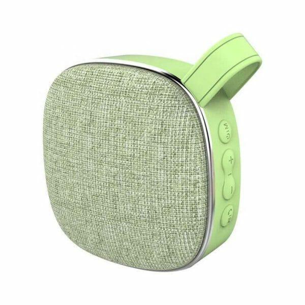 altavoz mini speaker exterior outdoor verde