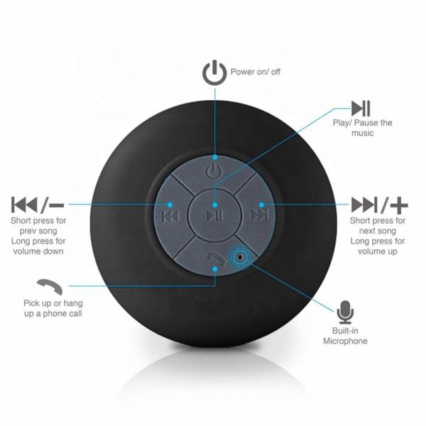 Parlante Resistente al Agua Bluetooth
